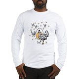 Chicken Long Sleeve T-shirts