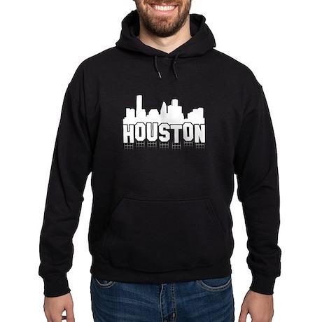 Houston Sign Hoodie (dark)