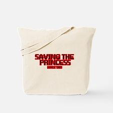 Saving the Princess Tote Bag