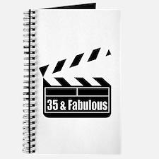 HAPPY 35TH BIRTHDAY Journal