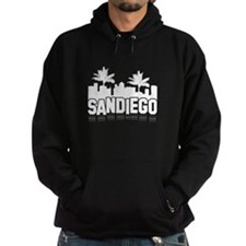 San Diego Sign Hoodie