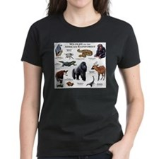 Wildlife of the African Rainforests Tee