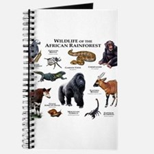 Wildlife of the African Rainforests Journal