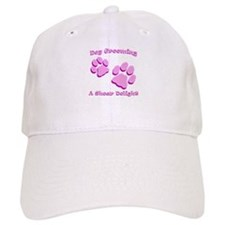Dog Grooming A Shear Delight. Baseball Cap