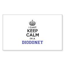 """District 4 Square Sticker 3"""" x 3"""""""