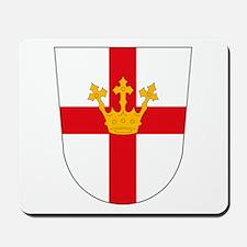 Koblenz Coat of Arms Mousepad