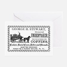 Coffins Are Us Greeting Cards (Pk of 10)