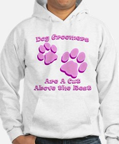 Dog groomers are a cut above the rest Hoodie