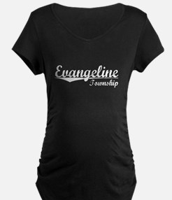 Aged, Evangeline Township T-Shirt