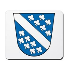 Kassel Coat of Arms Mousepad