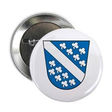"Kassel Coat of Arms 2.25"" Button (10 pack)"