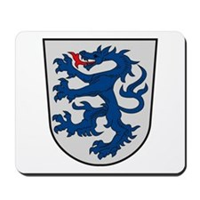 Ingolstadt Coat of Arms Mousepad