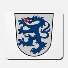 Ingolstadt Coat of Arms Mousepad