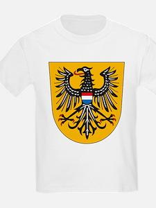 Heilbronn Coat of Arms Kids T-Shirt