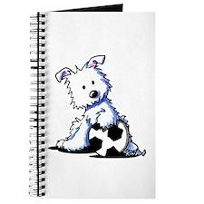 Westie Soccer Star Journal