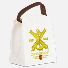 CSN Brass Canvas Lunch Bag