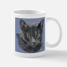 American Shorthair Gray Cat Mug