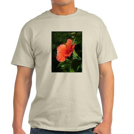 Hibiscus Flower T-Shirt (Light)