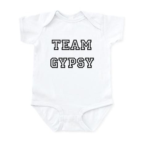TEAM GYPSY T-SHIRTS Infant Creeper