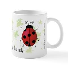 Bug the Ladybug Mug
