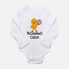 Volleyball Chick Body Suit