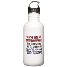 IM THE BIG BROTHER Sports Water Bottle