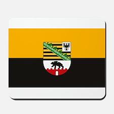 Sachsen Anhalt Flag Mousepad