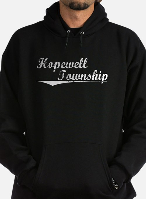 Aged, Hopewell Township Hoodie