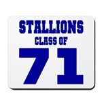 NMHS Class Of 1971 Mousepad
