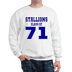 NMHS Class Of 1971 Sweatshirt