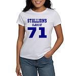 NMHS Class Of 1971 Women's T-Shirt