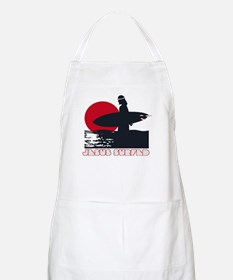 Jesus at Sunset Apron