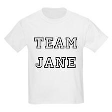 TEAM JANE T-SHIRTS Kids T-Shirt