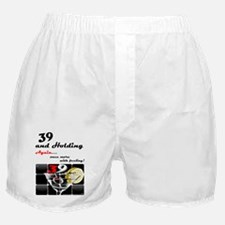 39+ Again-with Feeling! Boxer Shorts