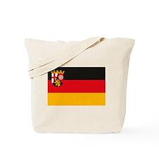 Rheinland Pfalz Flag Tote Bag