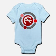 ActionFx Large Logo - No Text Infant Bodysuit