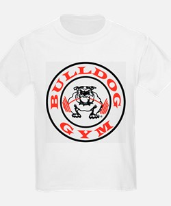Bulldog Gym Logo T-Shirt