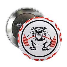 """Bulldog Gym Logo 2.25"""" Button"""