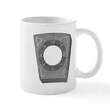 Mark Master Capstone (b/w) Mug