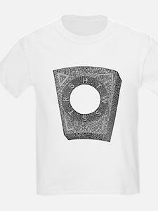 Mark Master Capstone (b/w) T-Shirt