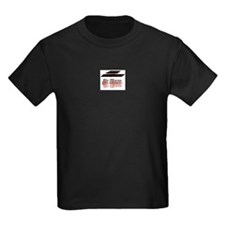 Air Blaze Logo (outlined in red) T