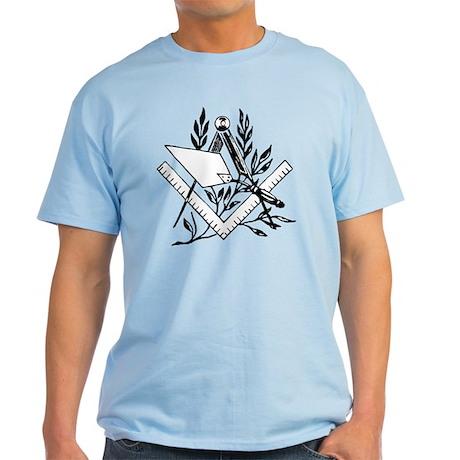 Masonic Tools Light T-Shirt
