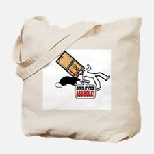 Mouse Revenge Tote Bag