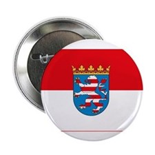 "Hessian Flag 2.25"" Button (10 pack)"