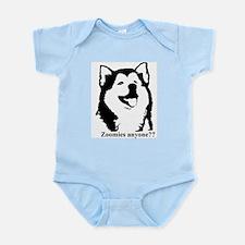 Zoomies Anyone? Infant Bodysuit