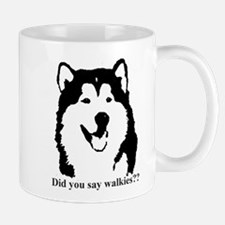 Did you say walkies? Mug