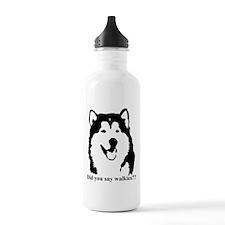 Did you say walkies? Water Bottle