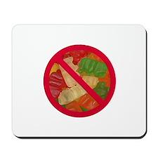 Prohibited Item Mousepad
