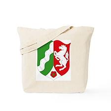 Nordrhein Westfalen Coat of A Tote Bag