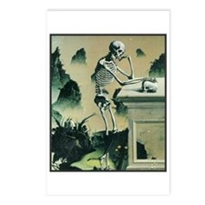 Masonic Skull No. 2 Postcards (Package of 8)